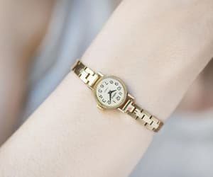 etsy, cocktail watch, and vintage lady watch image