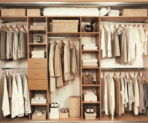 closet, fashion, and house image