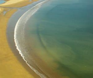 belleza, mar, and paisaje image