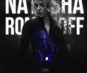 black widow, natasha romanoff, and avengers endgame image