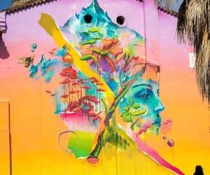 arte, colores, and callejero image