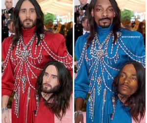30 seconds to mars, jared leto, and snoop dogg image