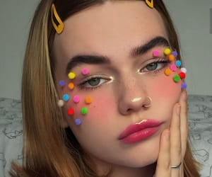 aesthetic and maquillaje image