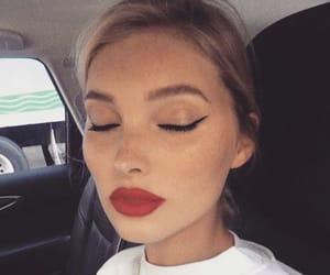 makeup, beauty, and elsa hosk image