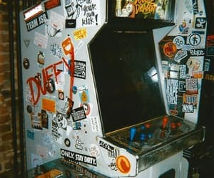 game, grunge, and vintage image