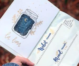 journal, bujo, and journaling image