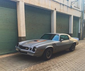 Barcelona, car, and old image