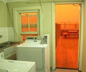 orange, australia, and dust storm image