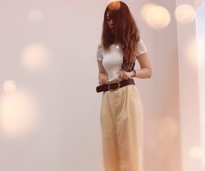 belt, fashion, and parisian chic image