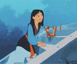 aesthetic, black hair, and disney image
