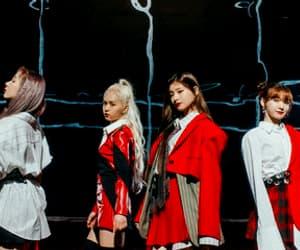 asian girl, asian girls, and girl group image