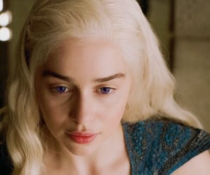 daenerys targaryen, game of thrones, and got image