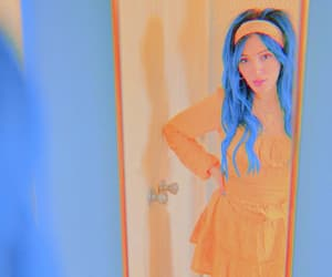 90's, blue, and adelainemorin image