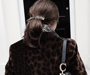 fashion, hair, and dior image