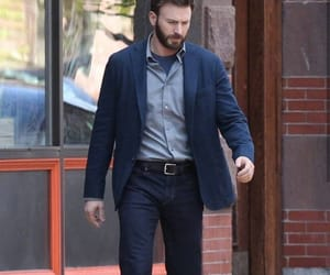 chris evans, defending jacob, and andy barber image