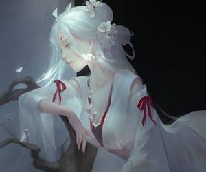 beautiful, girl, and fantasy image