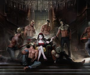 fantasy, snow white, and sexy image