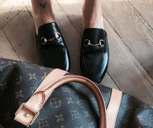 gucci, louis, and vuitton image