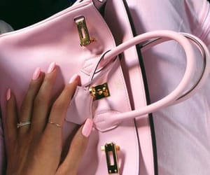 bags, fashion, and nails image