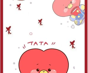 kpop, tata, and bts image
