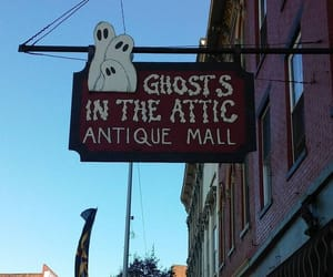 ghost, aesthetic, and antique image