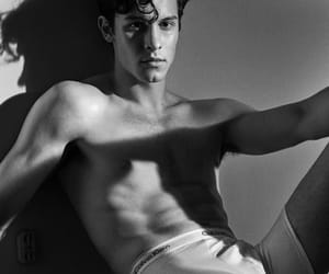 black and white, shawn mendes, and Calvin Klein image