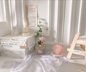 aesthetic, white, and soft image