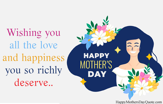 mothers day wishes, happy mothers day, and mothers day messages image