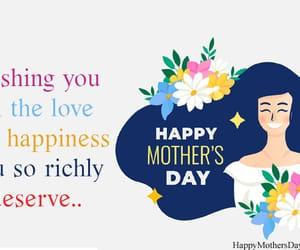 happy mothers day, mothers day messages, and mothers day wishes image