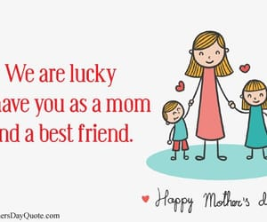happy mothers day mom, mother appreciation quote, and thank you mom messages image