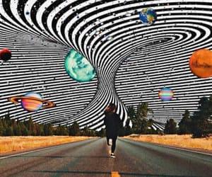 art, photoshop, and Psycho image