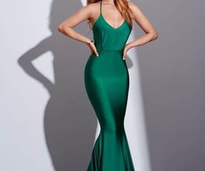 prom dresses, mermaid party dress, and party dress short image