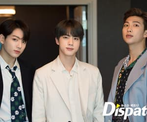 jin, k-pop, and rm image