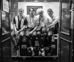Connor, the vamps, and bradley simpson image
