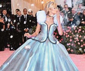 princess, red carpet, and met gala image