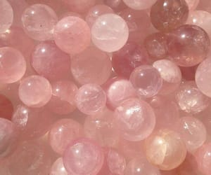 pink, ball, and aesthetic image