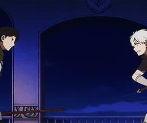 anime, obi, and gif image