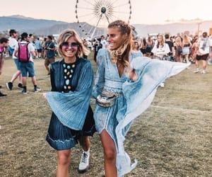coachella, fashion, and outfit image