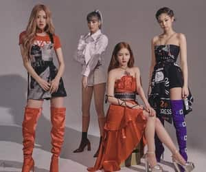 article, boy, and blackpink image