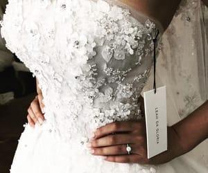beauty, bride, and designer image