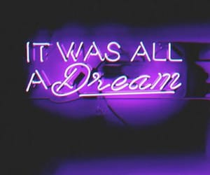 neon, Dream, and aesthetic image