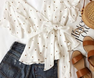 blouse, top, and clothes image