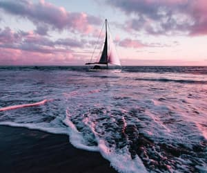 ocean, nature, and summer image