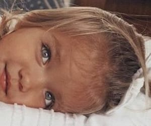 baby, kid, and girl image