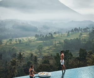 couple, bali, and goals image