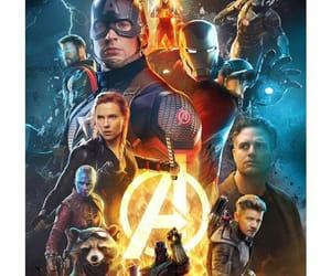 Avengers, ♡, and endgame image