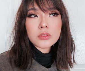 asian, beautiful, and beauty image