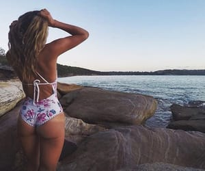 australia, bathingsuit, and bikini image