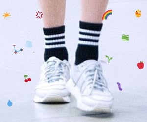 feet, foot, and kpop image