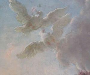 aesthetic, art, and bird image